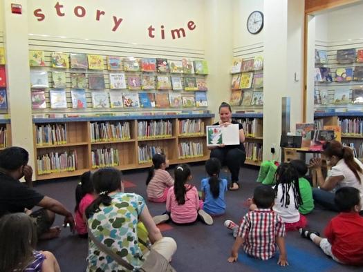 Government-funded preschool programs serve fewer than half of U.S. children. (San José Library/Flickr)