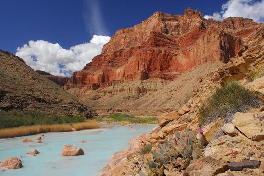 The watershed for the Grand Canyon would be protected under a proposed Greater Grand Canyon National Monument. (Thomas O'Keefe)