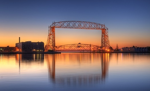 New research shows Great Lakes voters would be less likely to support a presidential candidate who plans to cut restoration funds for Lake Superior and the other Great Lakes. (iStockphoto)