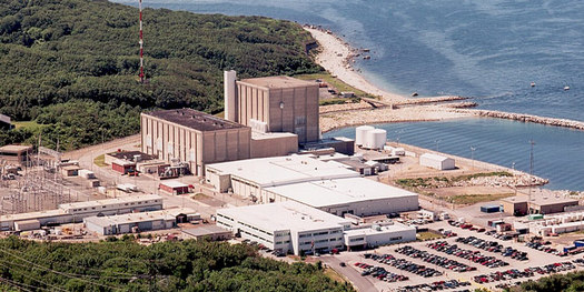New legislation in the U.S. Senate bill is aimed at protecting whistleblowers at such facilities as the Pilgrim Nuclear Generating Station. (Entergy)