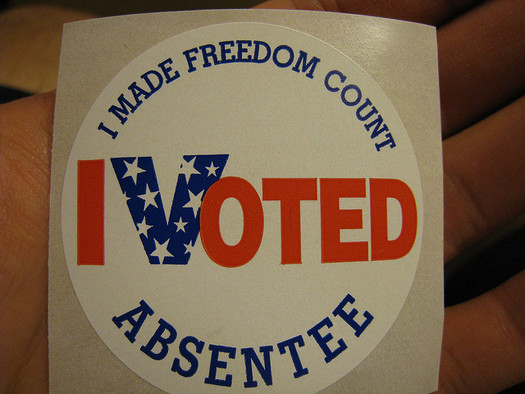 In the last election, 60 percent of Montanans voted using absentee ballots, according to the Secretary of State's office. (JC/Flickr)