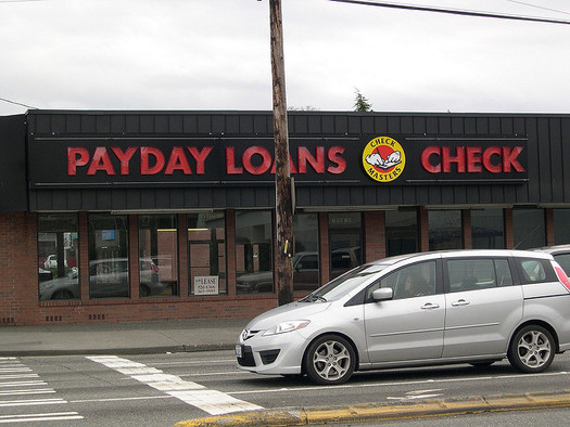 In Ohio, payday lenders can charge nearly 600 percent interest. (A McLin/Flickr)