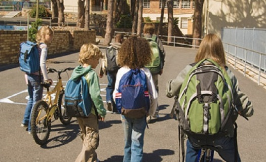 Wednesday is Walk to School Day across Minnesota. The idea is to keep kids moving, so they can stay healthy. (il.gov)