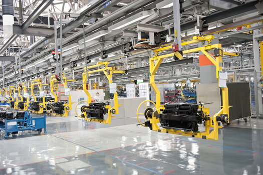 A pair of new reports show California manufacturing could save billions with energy efficiencies.(Pengyou/iStockphoto)