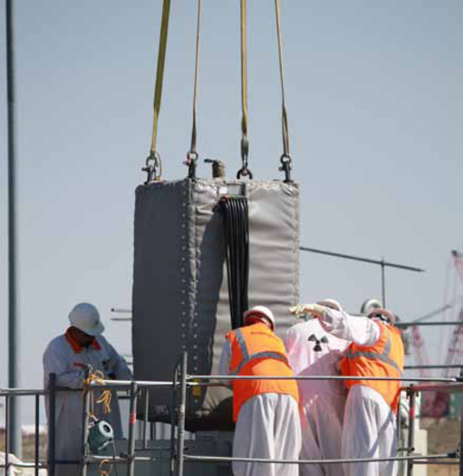 A new Senate bill is aimed at protecting whistleblowers at nuclear facilities such as the Hanford Site, above. (U.S. Department of Energy)