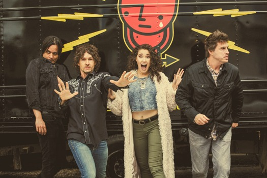 High school students in Missouri will get a lesson on finances from a rock band that's touring the country. (Mark Hampton)