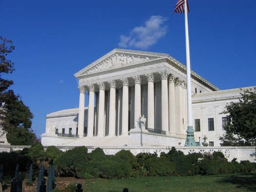 A tie vote in the U.S. Supreme Court has allowed a lower court ruling to stand. (Rob Crawley/Flickr)