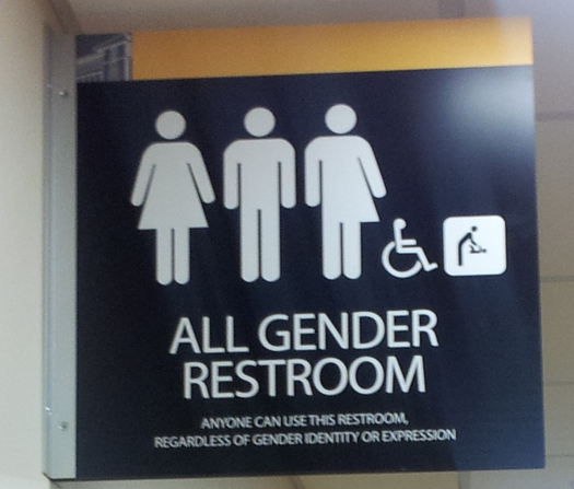 Faith and civil rights leaders responded (Thursday) to a lawsuit filed on behalf of four Massachusetts churches that says the state's Transgender Anti-Discrimination Law forces them to violate core beliefs. (AxelBoldt/wikimedia)