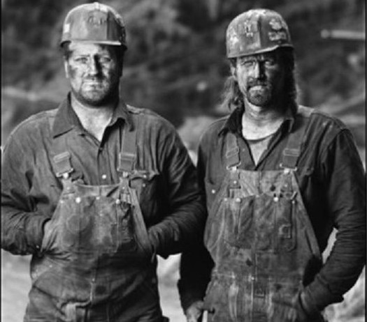 Federal figures show miners are being exposed to record low levels of coal dust. (MSHA)