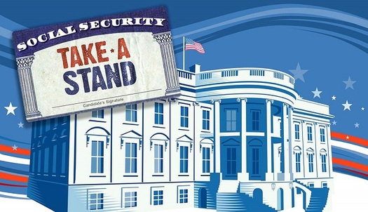 Missourians are being encouraged to press the presidential candidates to talk about their plans for social security. (aarp.org)