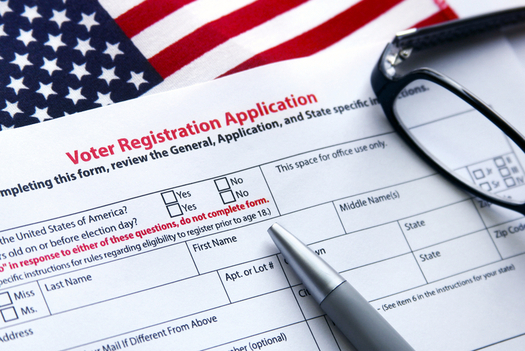 Tuesday is the last day to register in Arkansas in order to vote in the Nov. 8 presidential election. (outline205/iStockphoto)