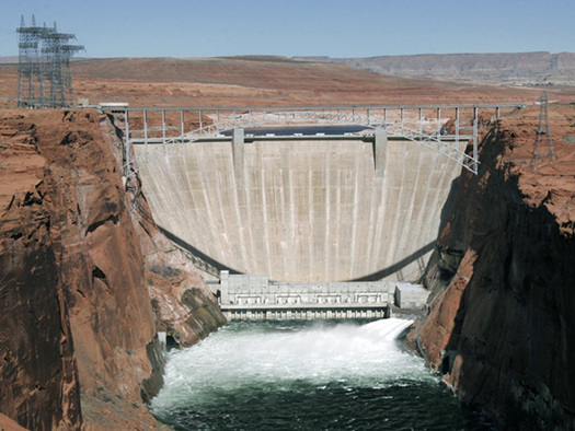 Conservation groups are criticizing the Final Environmental Impact Statement on Glen Canyon Dam. (U.S. Bureau of Reclamation)