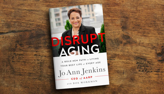 Jo Ann Jenkins says her book is for anyone looking to live a longer, more fulfilling life. (aarp.org)