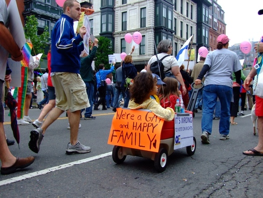 """A new """"Equality Index"""" finds New Hampshire cities trailing New England and the nation for inclusive LGBTQ legal protections and services. (Melinda/Wikimedia Commons)"""