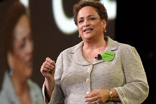 """In her book, """"Disrupt Aging,"""" AARP's Jo Ann Jenkins challenges people to rethink their perceptions on aging. (aarp.org)"""