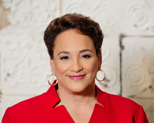 AARP's Jo Ann Jenkins says her book is for anyone who wants to live a life of possibility, connection and growth. (AARP)