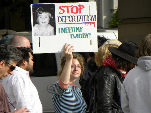Opponents of HB 1885 say it would tear apart immigrant families. (Fibonacci Blue/flickr.com)