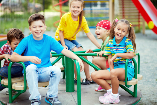 A new study shows that 95 percent of all children in the U.S. now have health insurance. (shironosov/iStockphoto)