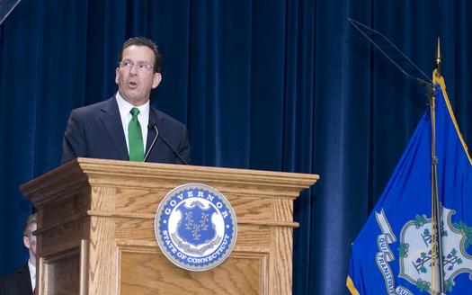 Gov. Dannel Malloy wants to close the Connecticut Juvenile Training School in 2018. (Dannel Malloy/flickr.com)