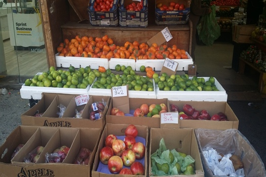 At least 14,000 Bay Staters at risk of serious heart ailments could benefit from eating a more colorful variety of fresh produce on National Eating Healthy Day. (Mike Clifford)