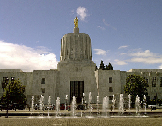 Earlier this year, Oregon lawmakers passed a bill that will help low-income citizens of Pacific Island nations get health insurance. (Oregon DOT/Flickr)