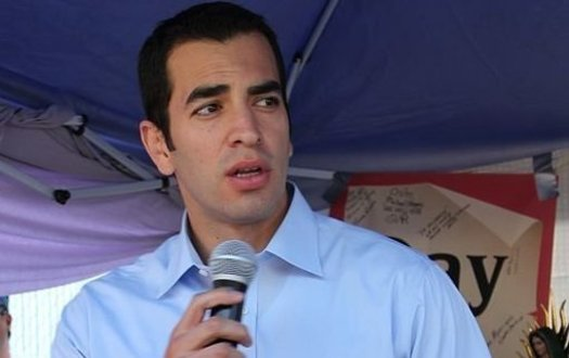 Ruben Kihuen will become Nevada's first Latino Congressman, part of a Democratic wave in Nevada this election. (Wikimedia Commons)