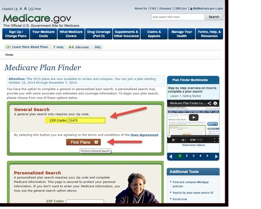 Sign up is now underway for changes to Medicare Part D prescription drug plans. (Medicare.gov)