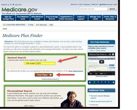 Sign up is now underway for changes to Medicare Part D prescription drug plans. (Medicare.gov)