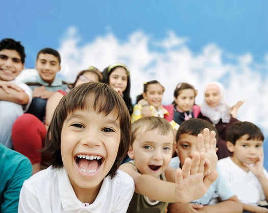 Studies say early-childhood education has a long-lasting effect on children. (USDA)