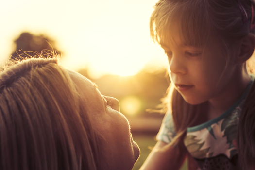 A new report says foster parents need to have a bigger voice in the system. (Getty Images)