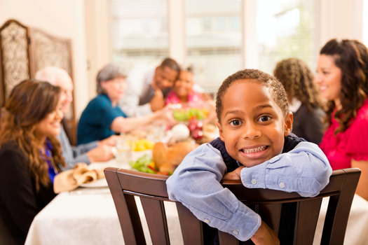 An Annie E. Casey Foundation report says child welfare agencies should provide foster parents with more training, recognition and support. (fstop123/iStockphoto)