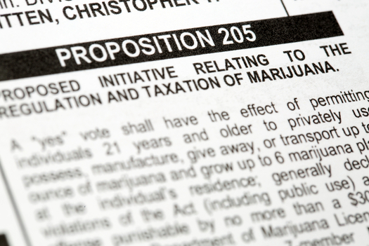 Since voter-introduced ballot initiatives aren't allowed in Texas, advocates for legalizing recreational marijuana use say it would have to happen in the Legislature. (iStockphoto)