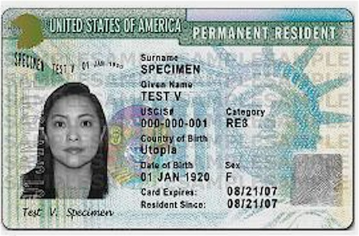 Immigrants who are the victims of domestic violence can apply for permanent resident status. (U.S. State Dept.)