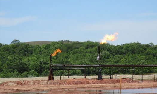 New rules to limit natural-gas waste on public lands are being met with opposition by Congressional Republicans and the oil and gas industry. (BLM)