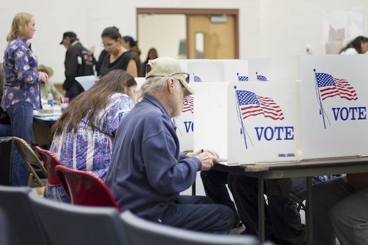 Polls show 70 percent of voters favor a nationwide popular vote for president. (WyoFile/Flickr)