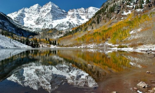 Feds opt for outdoor recreation, ranching and agriculture over oil and gas development in the Thompson Divide. (USDA)
