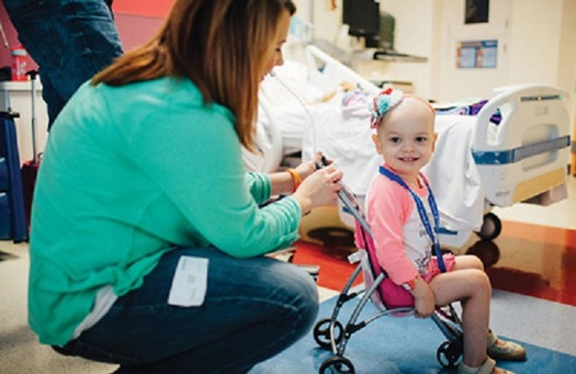There are lots of ways to give to the thousands of children who are in the hospital during the holidays. (Children's Mercy)