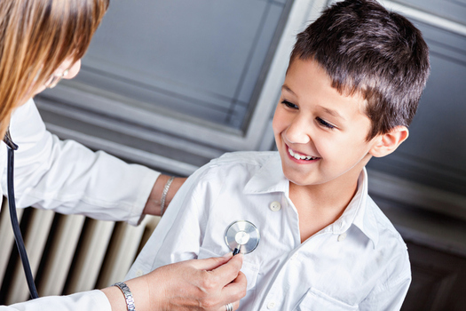Repealing the Affordable Care Act could drastically affect health care for children in Wisconsin. (Dangubic/iStockPhoto)