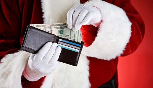 Thieves are watching and waiting for a chance to be a Grinch during the holidays. (aarp.org)
