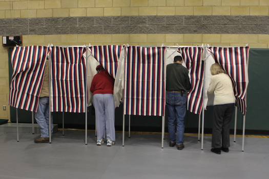 Massachusetts lawmakers are expected to take up a measure that would allow for automatic voter registration. (Redjar/Flickr)