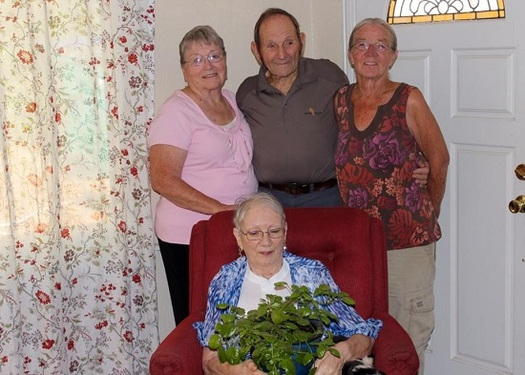 Volunteers age 65 to 85 are needed for a first-of-its-kind Alzheimer's study. (Virginia Carter)