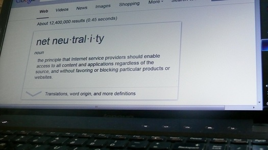 Advocates for net neutrality worry that under the Trump administration, the Federal Communications Commission may reverse course on its rules to treat the Internet like a utility. (Greg Stotelmyer)