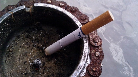 A new report finds Kentucky is spending very little of its tobacco revenue on preventing smoking. (Greg Stotelmyer)
