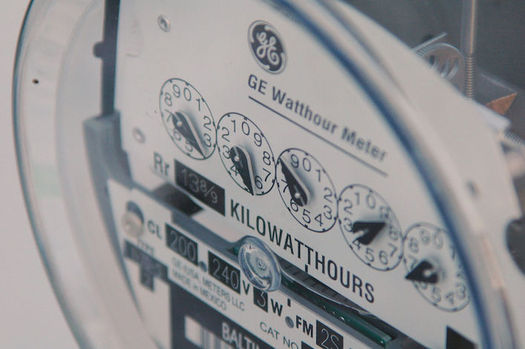 Standard Service rates for residential electricity can only change twice per year. (Mike DelGaudio/Flickr)