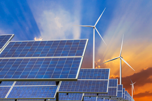Wisconsin is in the middle of the pack of states when it comes to solar and renewable energy. (Airubon/iStockPhoto.com)