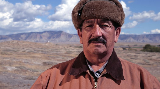 Ignacio Alvarado, a former sheep herder, advocates on behalf of Colorado's migrant workers. (Joe Mahoney)