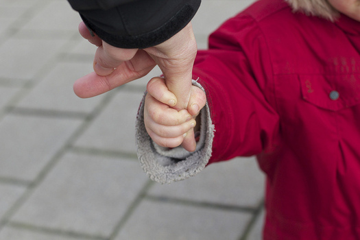A new study finds children pick up on signals of nonverbal biases among adults. (Stephan Hochhaus/Flickr)