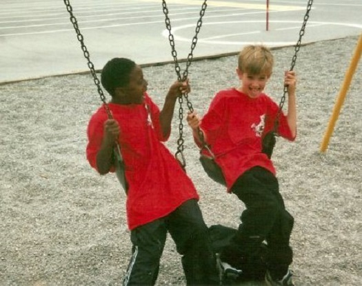A new report disputes findings in an earlier study on school segregation. (Virginia Carter)