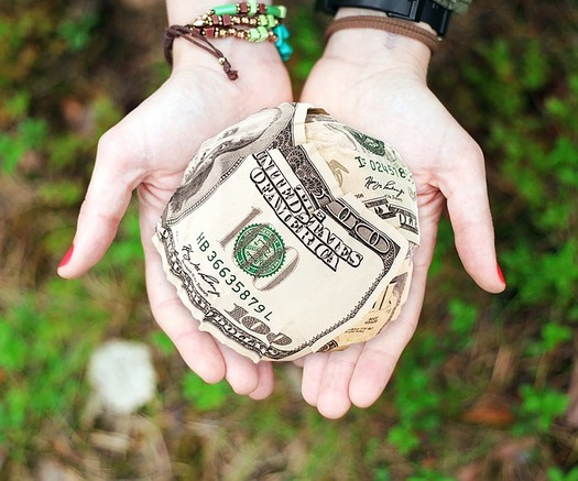 Make sure to find a legitimate charity before donating at the end of this year. (HeatherPaque/Pixabay)