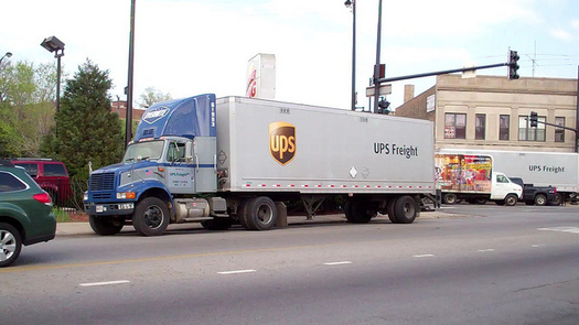 The Urban Freight Lab is exploring the ways cities can more efficiently deliver e-commerce. (Arvell Dorsey Jr./Flickr)